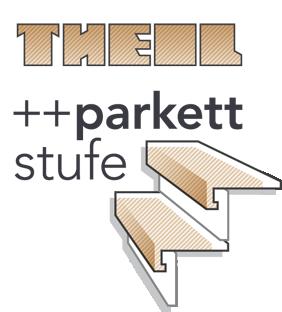 Logo Parkettstufe Theil